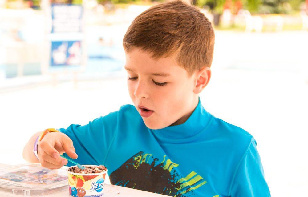 Sladoled iz tisočerih kroglic tudi na Funštercu